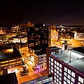 Grand Rapids Night   by Lars Lentz