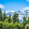 Grand Teton Lan 627 by G L Sarti