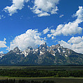 Grand Teton National Park by Janice Westerberg