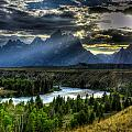 Grand Teton National Park by Yeates Photography