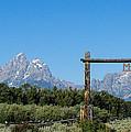 Grand Teton Ranch by Stacy Abbott