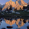 1m9376-grand Teton Reflect 2 by Ed  Cooper Photography