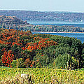 Grand Traverse Winery Lookout by Optical Playground By MP Ray