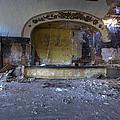 Grande Ballroom Detroit Mi #5 by Paul Cannon