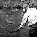 Grandfathers Are The Best Fisherman. by Jahred Allen