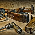 Grandfathers Tools by Paul Ward