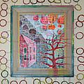 Grandma In A Tree - Framed by Nancy Mauerman