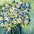Grandma's Flowers by Sherry Harradence