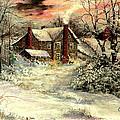Grandma's House by C Keith Jones