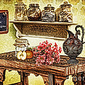 Grandma's Kitchen by Mo T