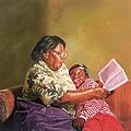 Grandmas Love by Colin Bootman