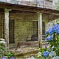 Grandma's Porch by Debra and Dave Vanderlaan