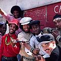 Grandmaster Flash And Furious Five In Nyc by Hemu Aggarwal