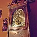 Grandmother Clock by Dave Dresser