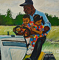 Grandpas Helpers by Charles M Williams