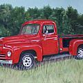 Grandpa's Truck by Jill Ciccone Pike
