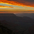 Grandview Sunset by Paul Evans