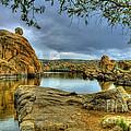 Watson Lake Prescott Arizona by K D Graves