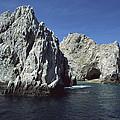 Granite Outcrop Cabo San Lucas Mexico by Tui De Roy