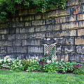 Granite Railroad Abutment by Sherman Perry