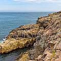 Granite Shore by John M Bailey