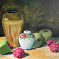 Granny's Apples by Lilibeth Andre