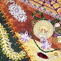 Granny's Crazy Quilt by Paula Talbert