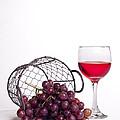 Grape Juice by Michael Dorn