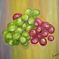 Grapes by Graciela Castro