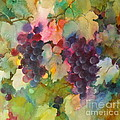Grapes In Light by Michelle Abrams