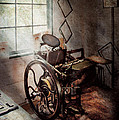 Graphic Artist - The Humble Printing Press by Mike Savad