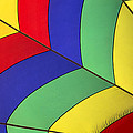 Graphic Hot Air Balloon Detail by Garry Gay