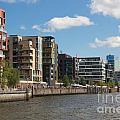 Grasbrookhafen Hamburg Hafencity by Jannis Werner