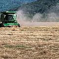 Grass Harvest 16000 by Jerry Sodorff