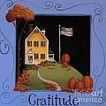 Gratitude by Catherine Holman