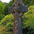 Grave Cross 4 by Nancy L Marshall