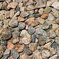 Gravel Stones by Henrik Lehnerer