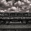 Gravel Train by Bob Orsillo