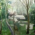 Graveyard by Lucia Hoogervorst