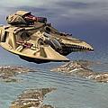 Gravity Tank by Michael Wimer