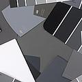 Gray Card Checker O Meter by Rich Franco