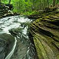 Waterfall - Grayville Everlasting by JG Coleman