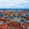 Graz Old Town by Mariola Bitner