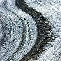 Great Aletsch Glacier Moraine by Matthias Hauser