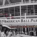 Great American Ball Park And The Cincinnati Reds by Dan Sproul