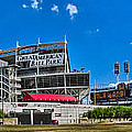 Great American Ball Park by C H Apperson