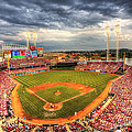 Great American Ballpark by Shawn Everhart