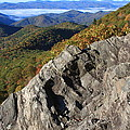 Great Balsam Mountains - Blue Ridge Parkway by Mountains to the Sea Photo
