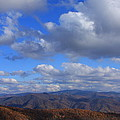 Great Balsam Mountains From Waterrock Knob by Mountains to the Sea Photo