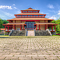 Great Buddha Hall by Rick Kuperberg Sr